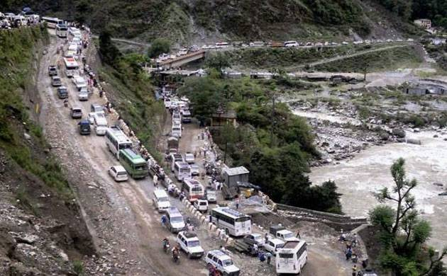 Badrinath National Highway