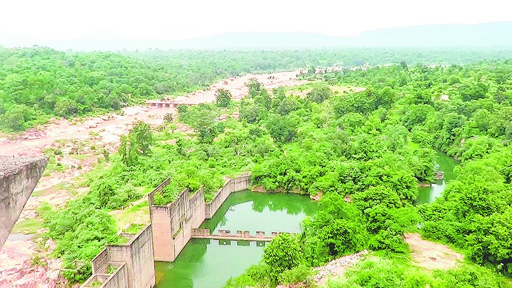 North Koel Dam Project