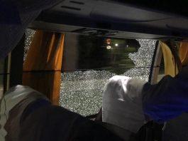 Australia bus attack