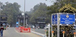 Hindan Airforce Station - Hindon